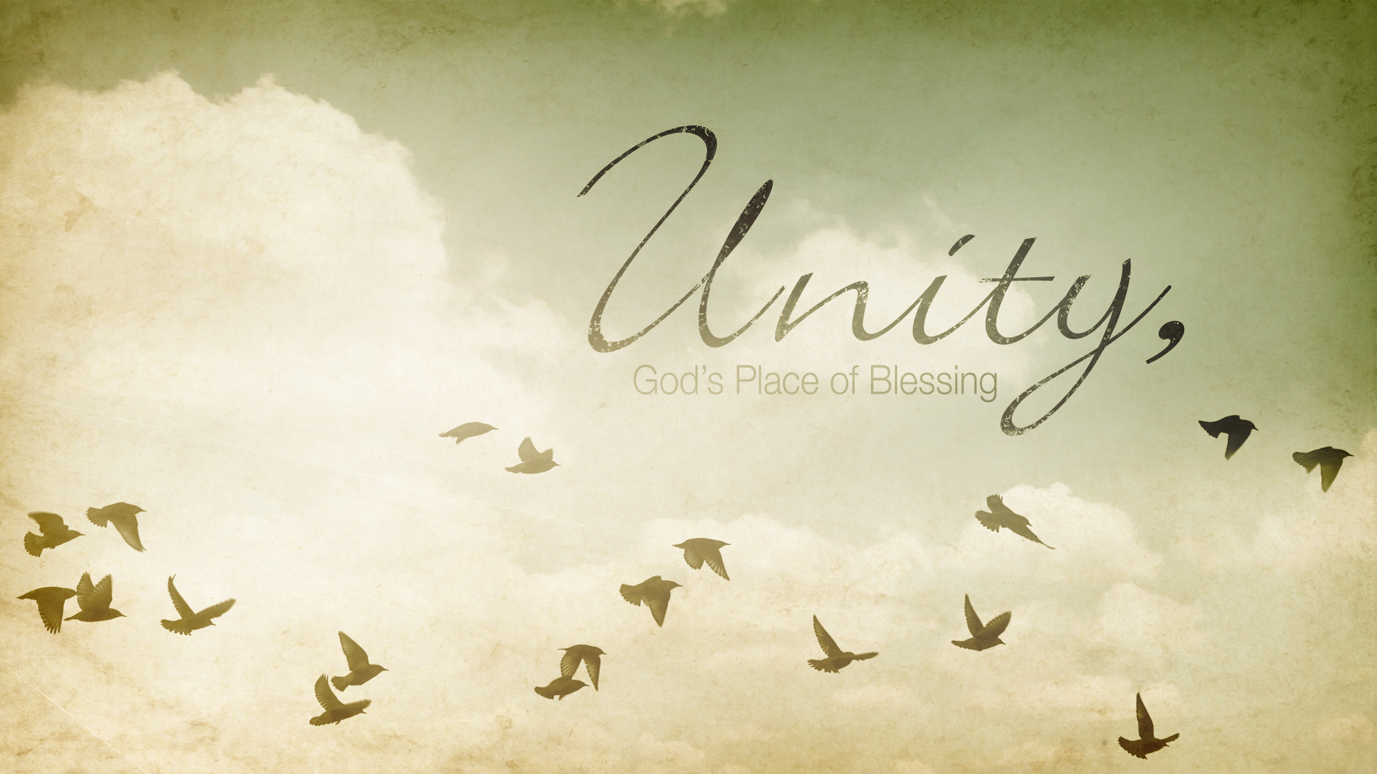 pleasant unity christian single men Behold, how good and how pleasant it is for brethren to dwell together in unity christian standard bible  all men love pleasant things,.
